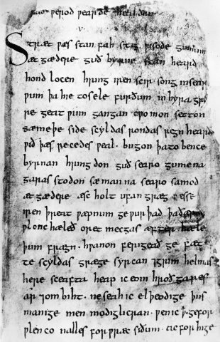 an analysis of the most important work of old english literature beowulf Beowulf, a poem written by an anonymous anglo-saxon poet, is considered one of the most important works in all of english literature however, it was almost a forgotten work.